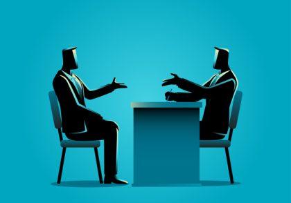 نحوه مصاحبه صحیح با مشتری