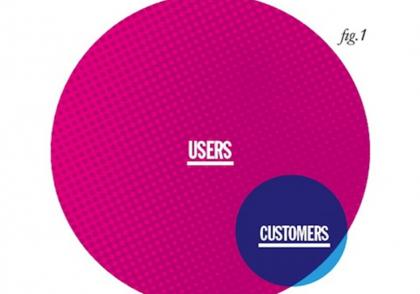 تفاوت میان کاربر و مشتری