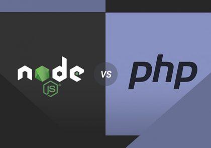 مقایسه کامل Nodejs با PHP