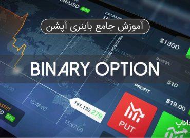 آموزش جامع بازار باینری آپشن Binary option