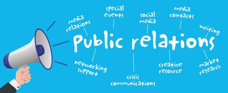 روابط عمومی public relations