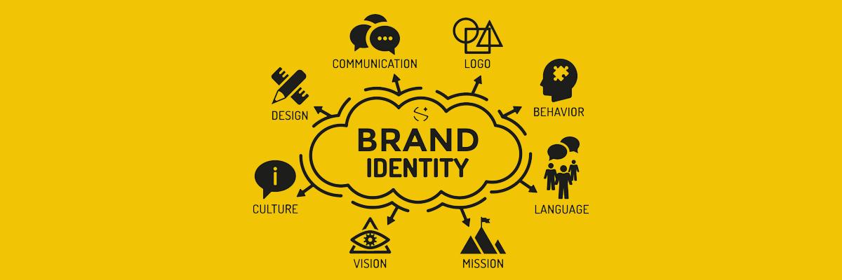 هویت برند یا brand identity