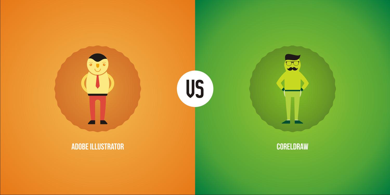 illustrator vs corel